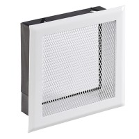 Grille de ventilation habillage 90 cm²