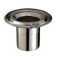 Réductions coniques sur conduit inox simple paroi Inox-Galva