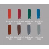 Habillage ventilé couleur
