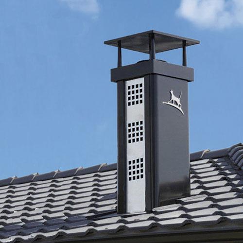 Sortie de toit Luminance