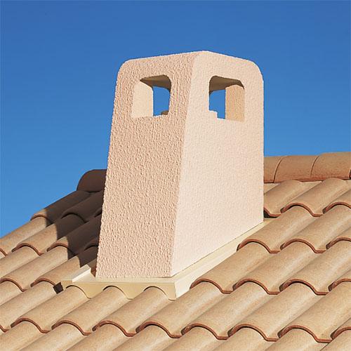 Sortie de toit Régionale