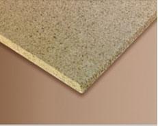 Plaque vermiculite